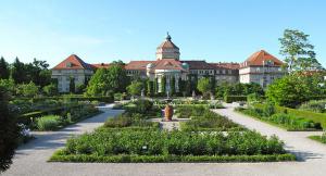 Muenchen Lese Botanischer Garten München Nymphenburg